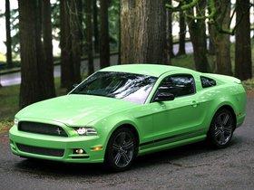 Ver foto 3 de Ford Mustang V6 2011