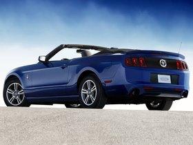Ver foto 2 de Ford Mustang V6 Convertible 2012