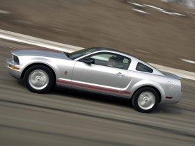Ver foto 3 de Ford Mustang Warriors In Pink 2009