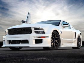 Ver foto 2 de Ford Mustang X-1 by Galpin Auto Sports 2009