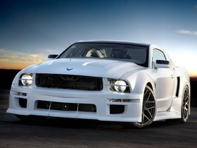 Fotos de Ford Mustang X-1 by Galpin Auto Sports 2009