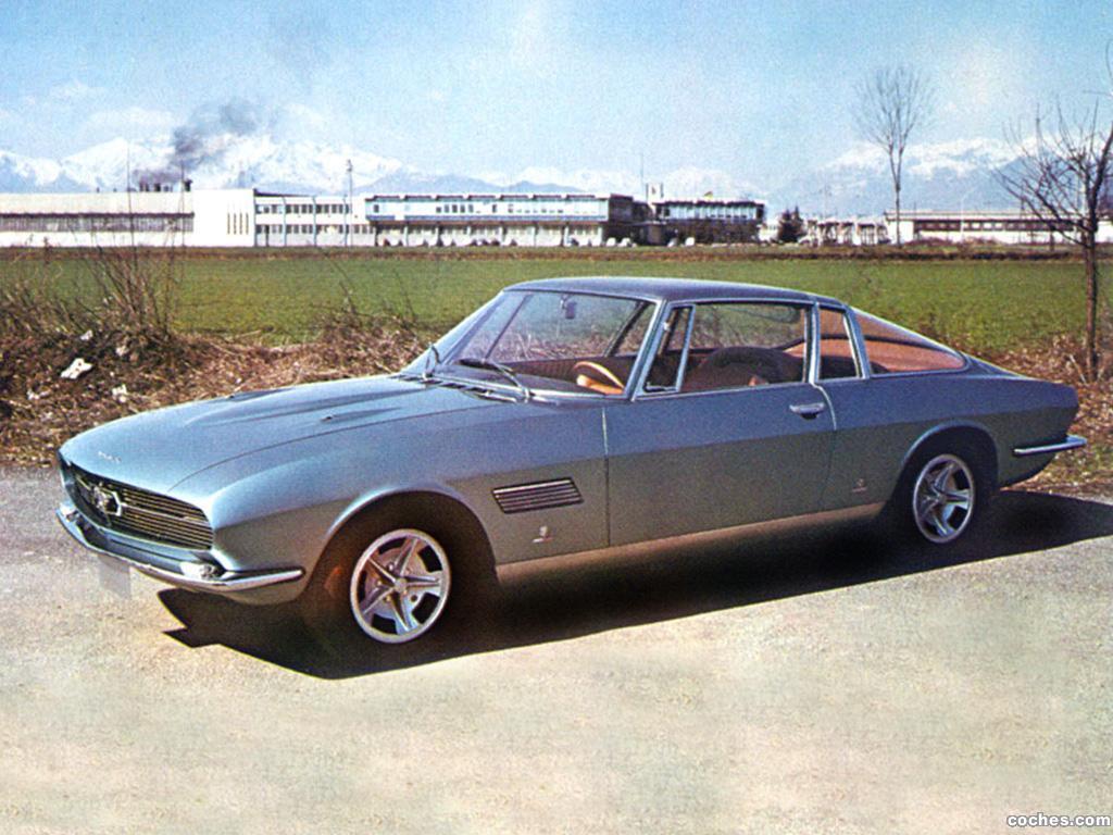 Foto 0 de Ford Mustang by Bertone 1965