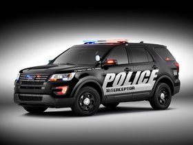 Ver foto 4 de Ford Explorer Police Interceptor Utility U502 2015