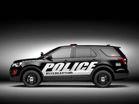 Ver foto 3 de Ford Explorer Police Interceptor Utility U502 2015