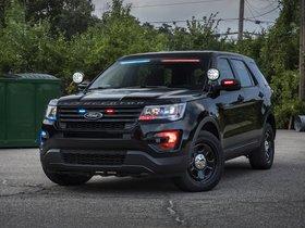 Ver foto 2 de Ford Explorer Police Interceptor Utility U502 2015