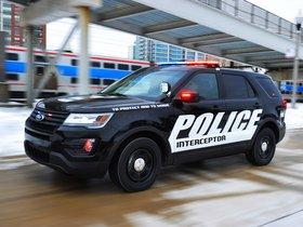 Ver foto 6 de Ford Explorer Police Interceptor Utility U502 2015