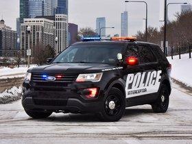 Ver foto 5 de Ford Explorer Police Interceptor Utility U502 2015