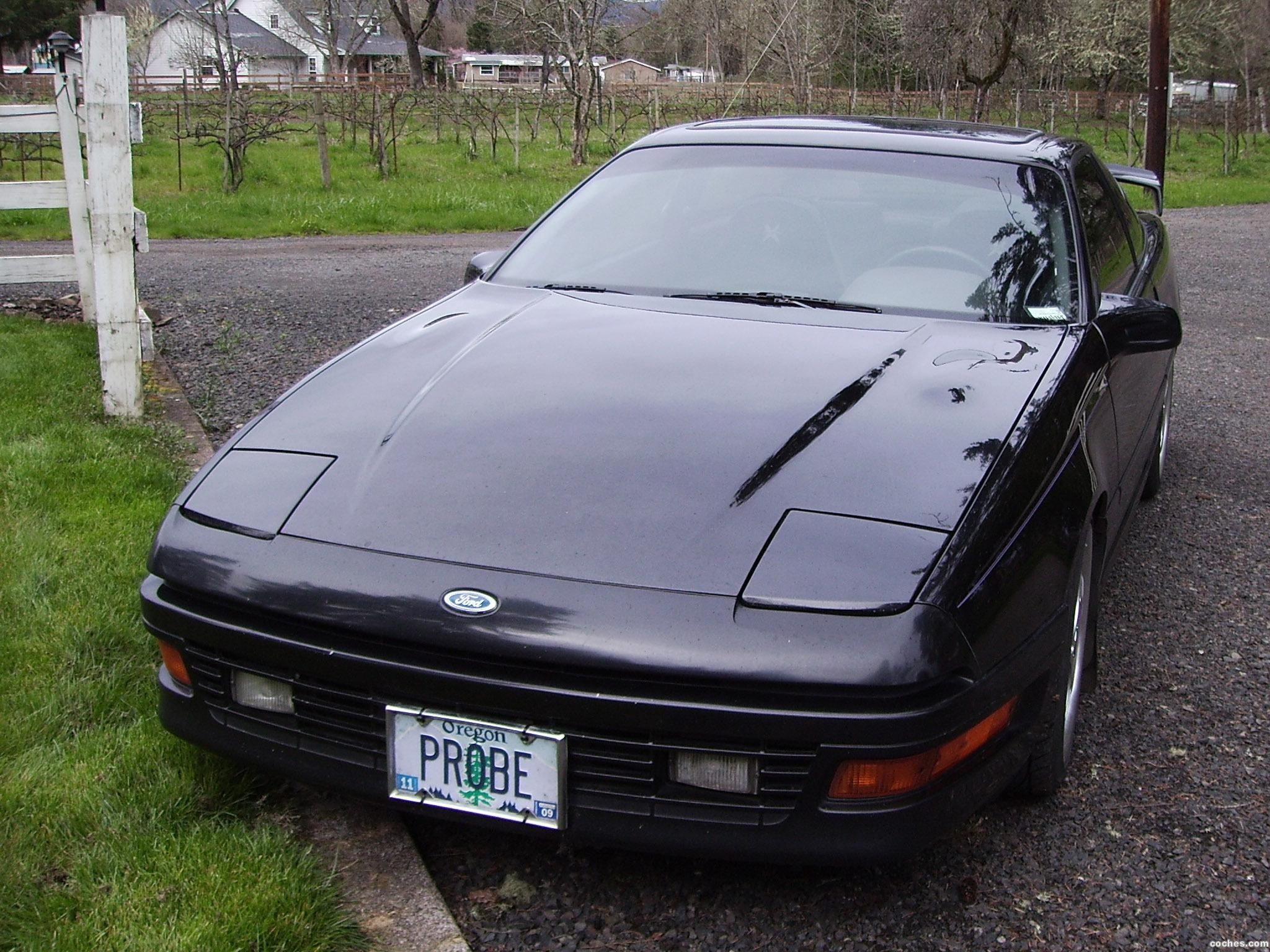 Foto 0 de Ford Probe GT 1991