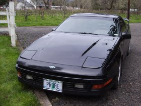 Fotos de Ford Probe