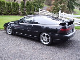 Ver foto 10 de Ford Probe GT 1991