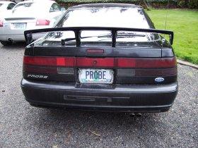Ver foto 5 de Ford Probe GT 1991