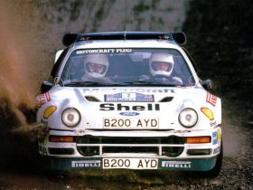 Ver foto 11 de Ford RS200 Group B Rally Car