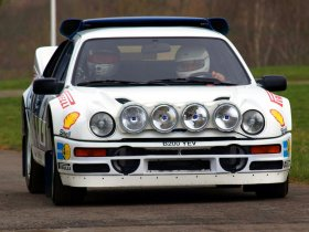 Ver foto 2 de Ford RS200 Group B Rally Car