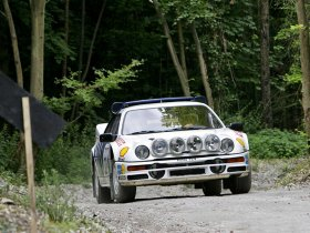 Ver foto 10 de Ford RS200 Group B Rally Car