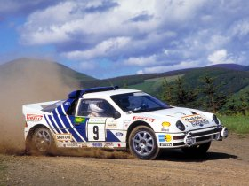 Ver foto 8 de Ford RS200 Group B Rally Car