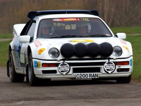 Ver foto 7 de Ford RS200 Group B Rally Car