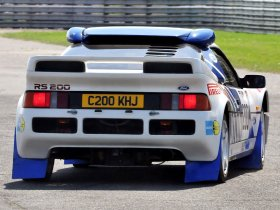 Ver foto 6 de Ford RS200 Group B Rally Car
