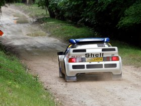 Ver foto 5 de Ford RS200 Group B Rally Car