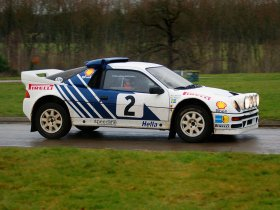 Ver foto 4 de Ford RS200 Group B Rally Car