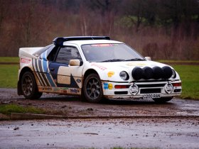 Ver foto 3 de Ford RS200 Group B Rally Car