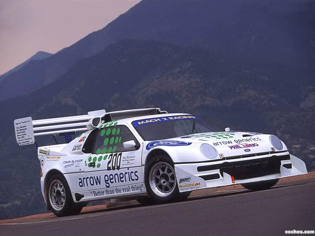Foto 0 de Ford RS200 Pikes Peak