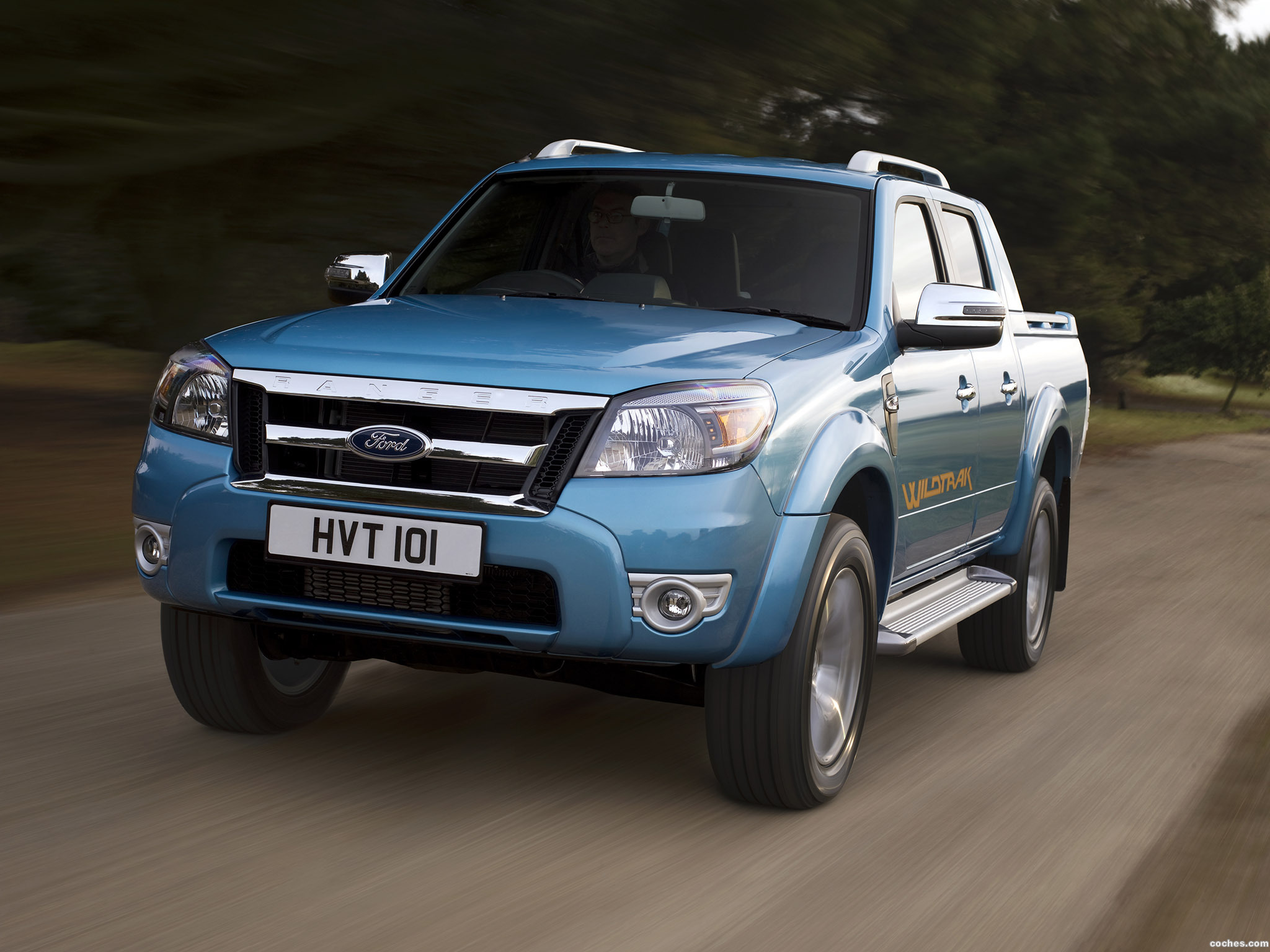 Foto 0 de Ford Ranger UK 2009
