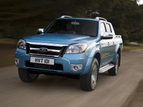 Fotos de Ford Ranger UK 2009