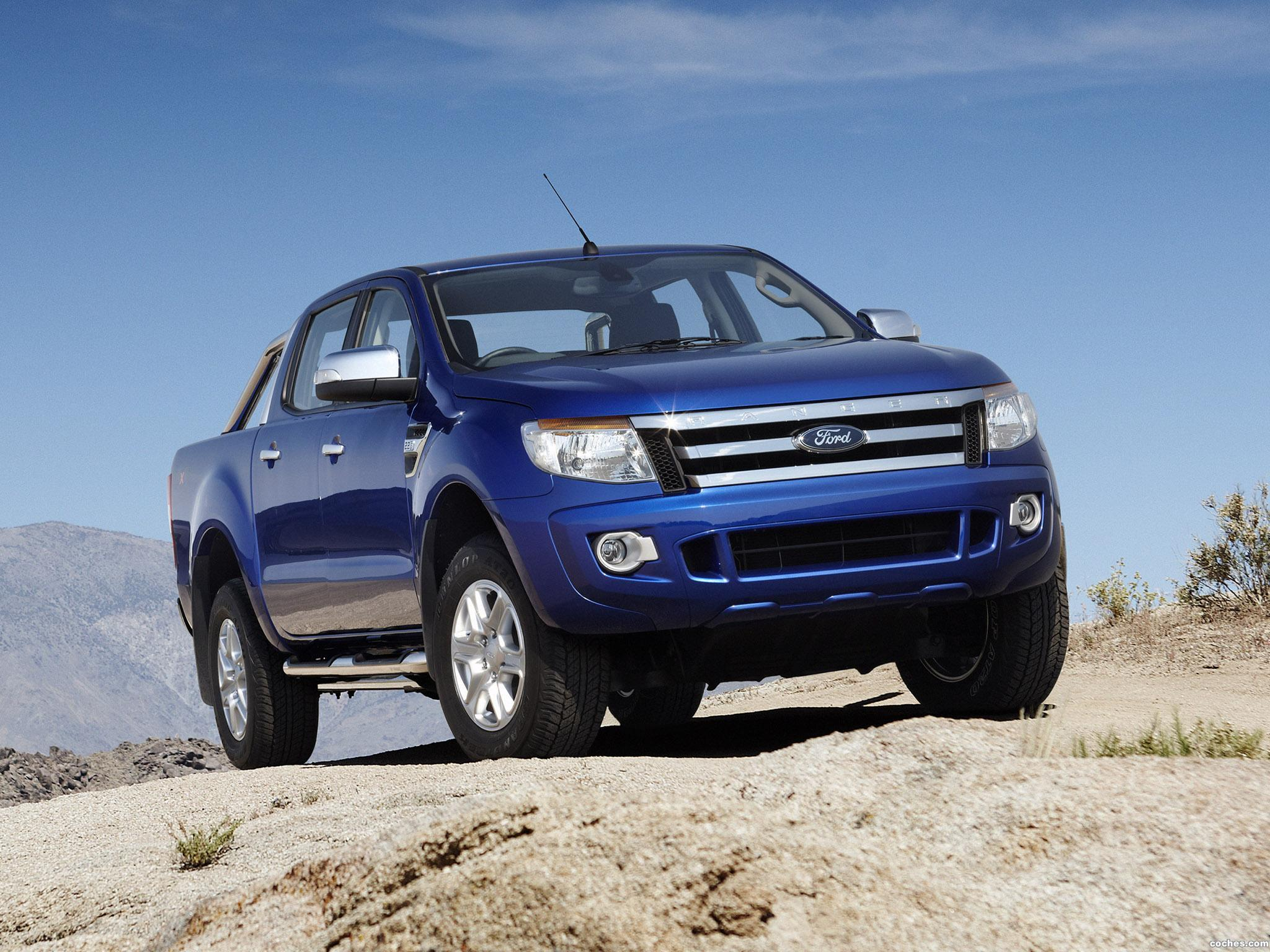 Foto 0 de Ford Ranger 2010