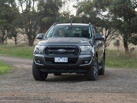 Ver foto 24 de Ford Ranger Double Cab FX4 Australia 2017
