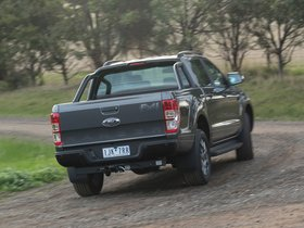 Ver foto 17 de Ford Ranger Double Cab FX4 Australia 2017