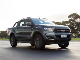 Ver foto 8 de Ford Ranger Double Cab FX4 Australia 2017