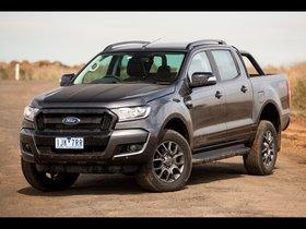 Ver foto 4 de Ford Ranger Double Cab FX4 Australia 2017