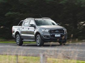 Ver foto 3 de Ford Ranger Double Cab FX4 Australia 2017