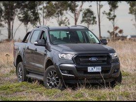 Fotos de Ford Ranger Double Cab FX4 Australia 2017