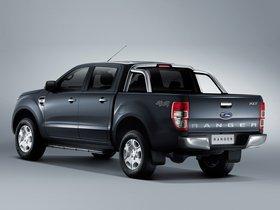 Ver foto 3 de Ford Ranger Doble Cabina XLT  2015