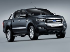 Fotos de Ford Ranger Doble Cabina XLT  2015
