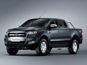 Ver foto 1 de Ford Ranger Doble Cabina XLT  2015