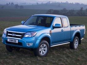 Ver foto 5 de Ford Ranger Extended Cab UK 2009