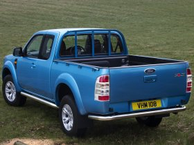 Ver foto 3 de Ford Ranger Extended Cab UK 2009