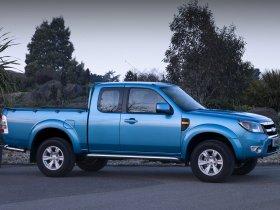 Ver foto 2 de Ford Ranger Extended Cab UK 2009