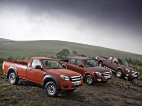 Ver foto 3 de Ford Ranger UK 2009