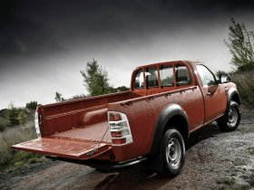 Ver foto 2 de Ford Ranger UK 2009