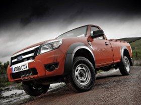 Fotos de Ford Ranger UK 2009