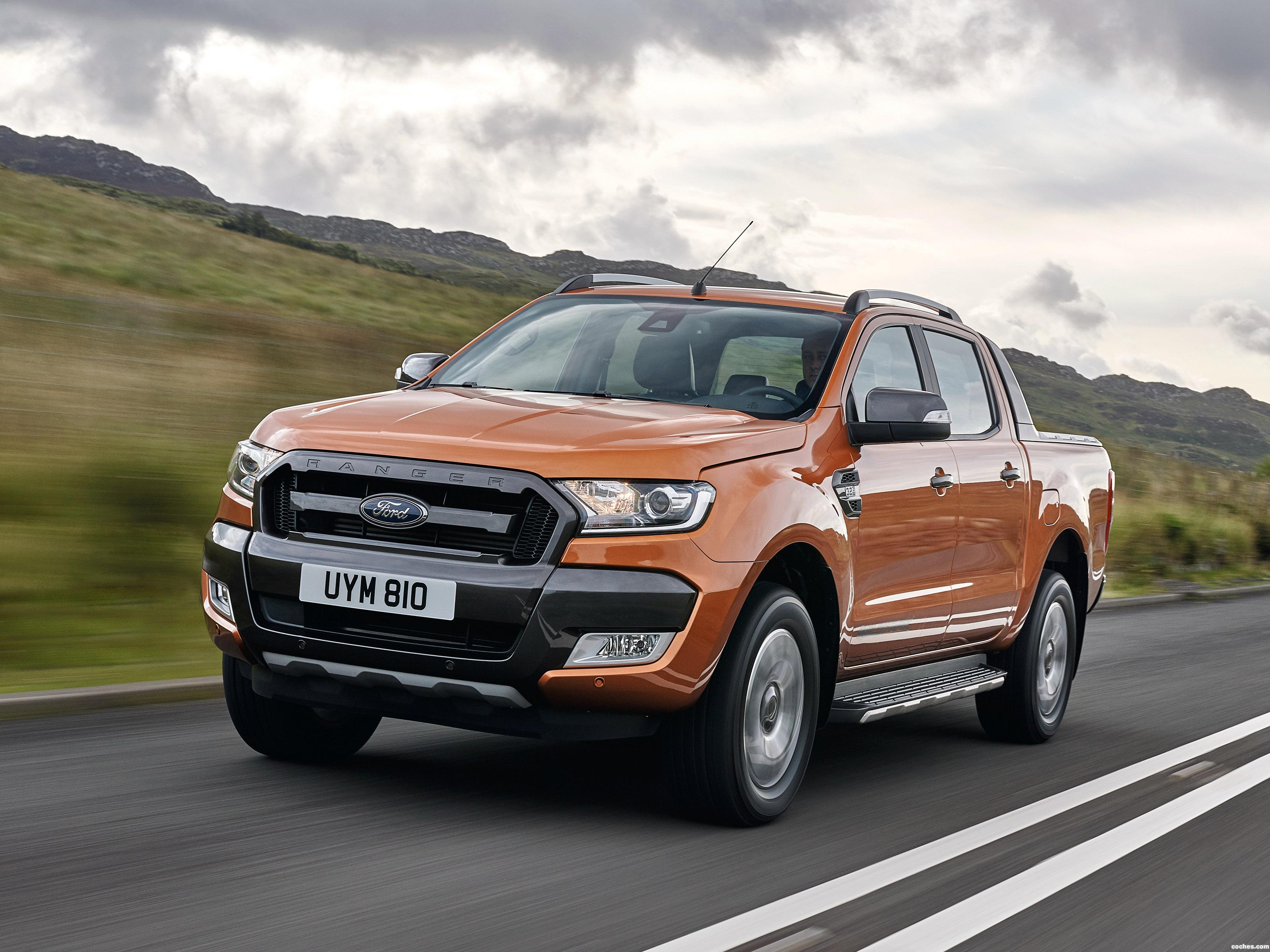 Foto 0 de Ford Ranger Wildtrak 2015