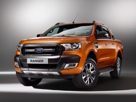 Ver foto 9 de Ford Ranger Wildtrak 2015