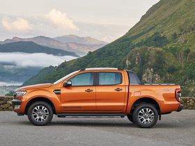 Ver foto 8 de Ford Ranger Wildtrak 2015