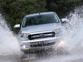 Ver foto 3 de Ford Ranger XLT Double Cab Australia 2015