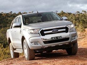 Fotos de Ford Ranger XLT Double Cab Australia 2015