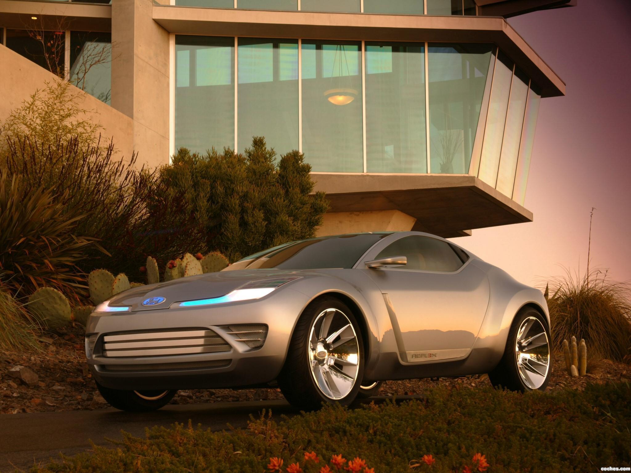 Foto 0 de Ford Reflex Concept NAIAS 2006