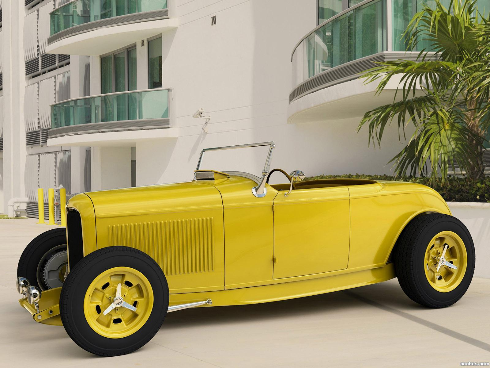 Foto 4 de Ford Roadster by Zolland Design 1929